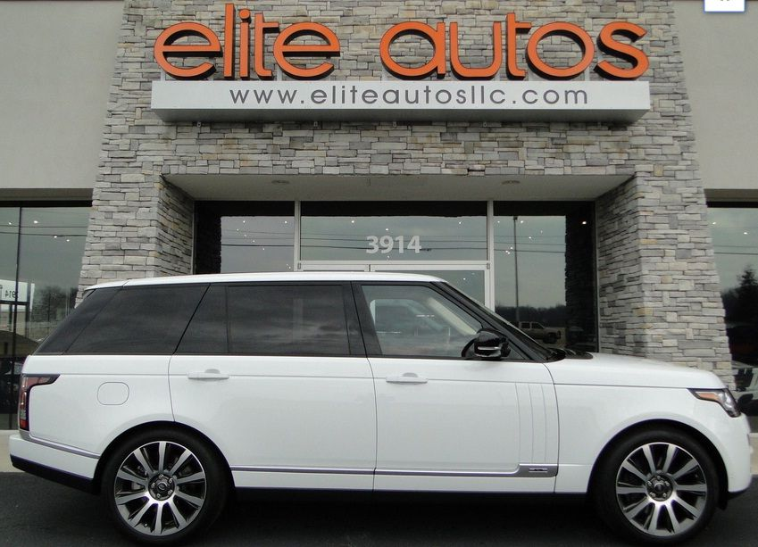Buy of the Day, 2014 Land Rover Range Rover ATB LWB (With