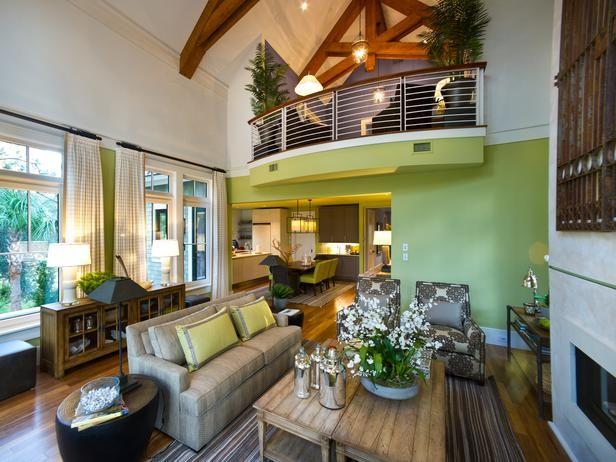 Dream Home 2013 Great Room Linda Woodrum Designs
