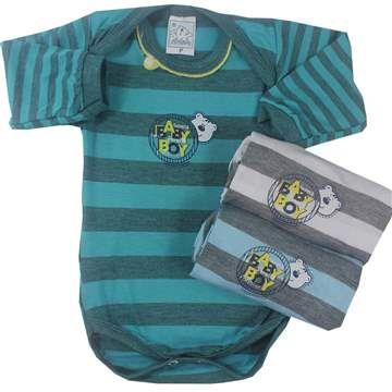Casaco Suedine Bebê MARINHO PREMATURO