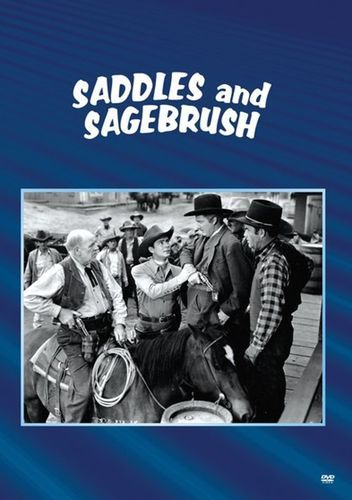 Watch Saddles and Sagebrush Full-Movie Streaming