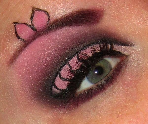 piglet makeup
