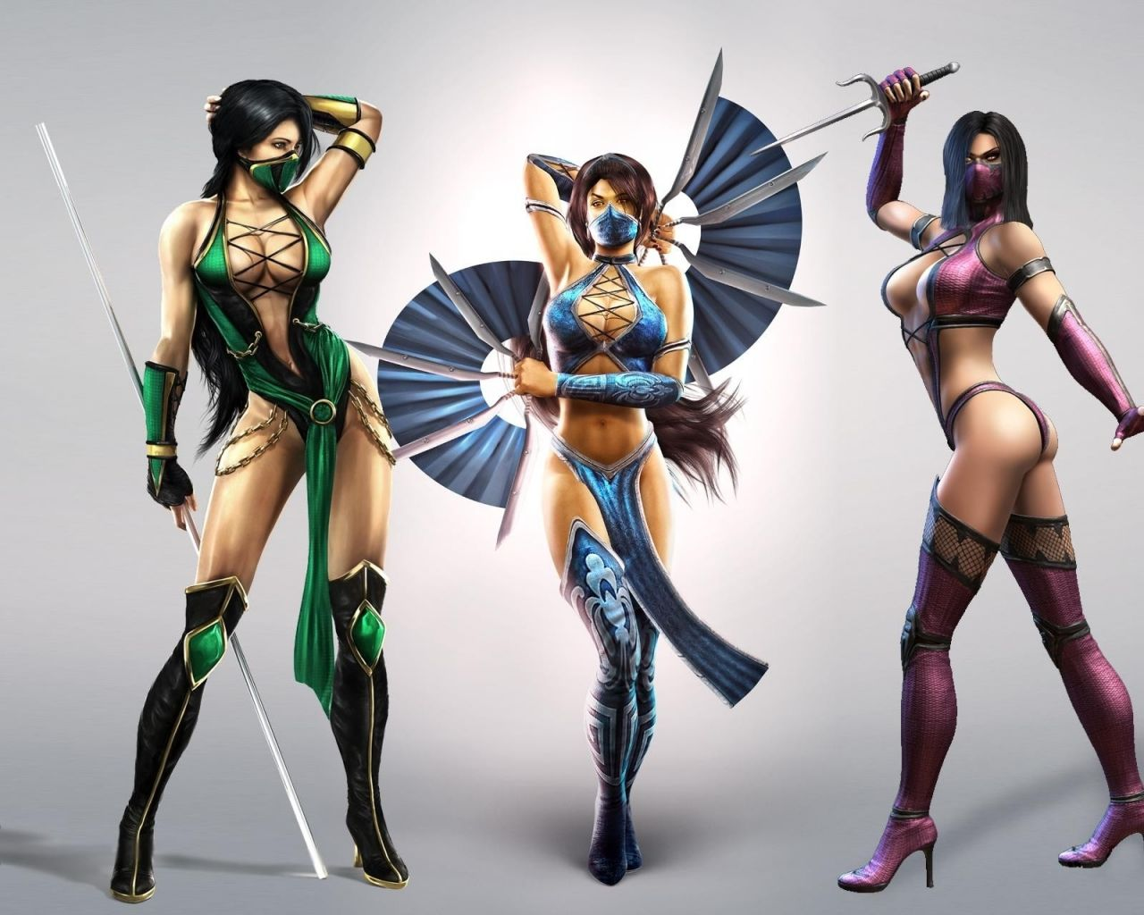 Jade Mortal Kombat Download Wallpapers Download 1280x1024 Jade