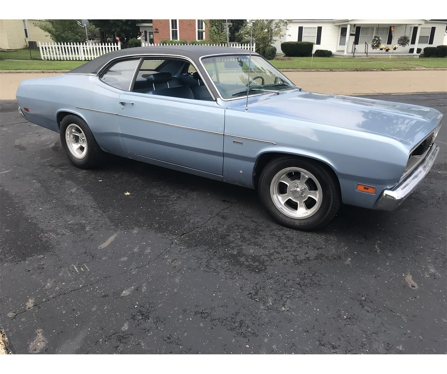 Large Photo Of '70 Duster - OLUI (With Images)