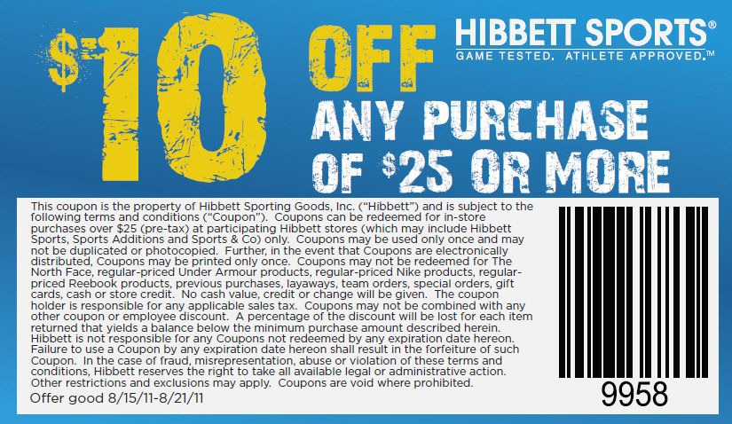 photograph regarding Hibbet Sports Printable Coupons identify Hibbett Athletics Discount coupons : 20% Off Any time On your own Be a part of MVP Positive aspects