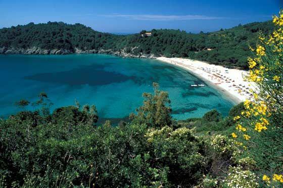 Isle of Elba, Italy