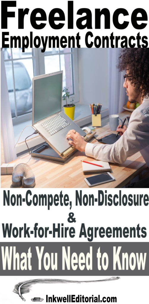 Freelance Contracts NonCompetes Ndas  WorkForHire Agreements