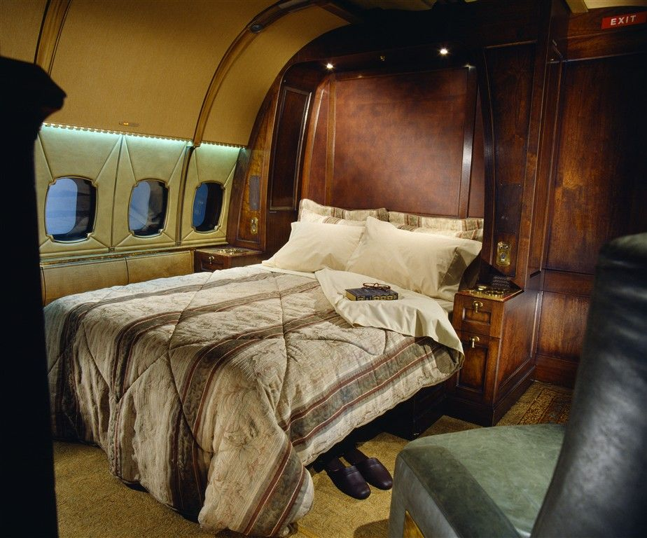 Luxury Private Jets with Bedrooms Aircraft BBJ Boeing