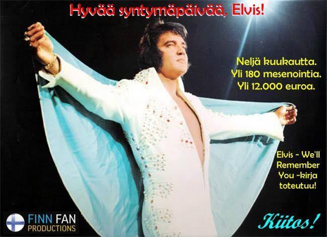 Hyvää syntymäpäivää, ELVIS! « KEA:lla on asiaa | Kotkan Elvis alajaosto