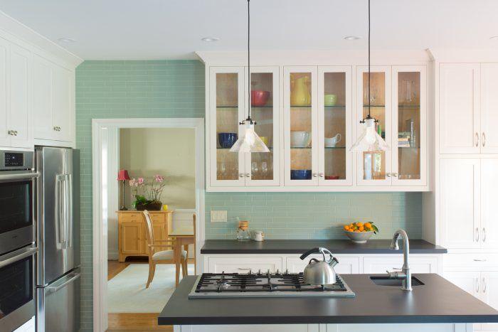 Classic Kitchen Goes Coastal | Installation Gallery ...