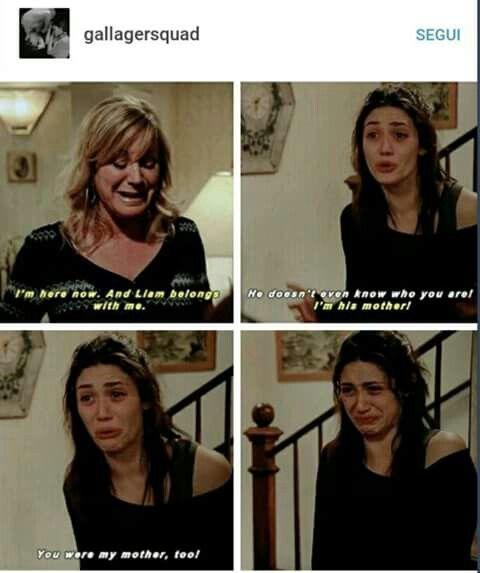 Monica And Fiona With Images Shameless Memes Shameless Tv