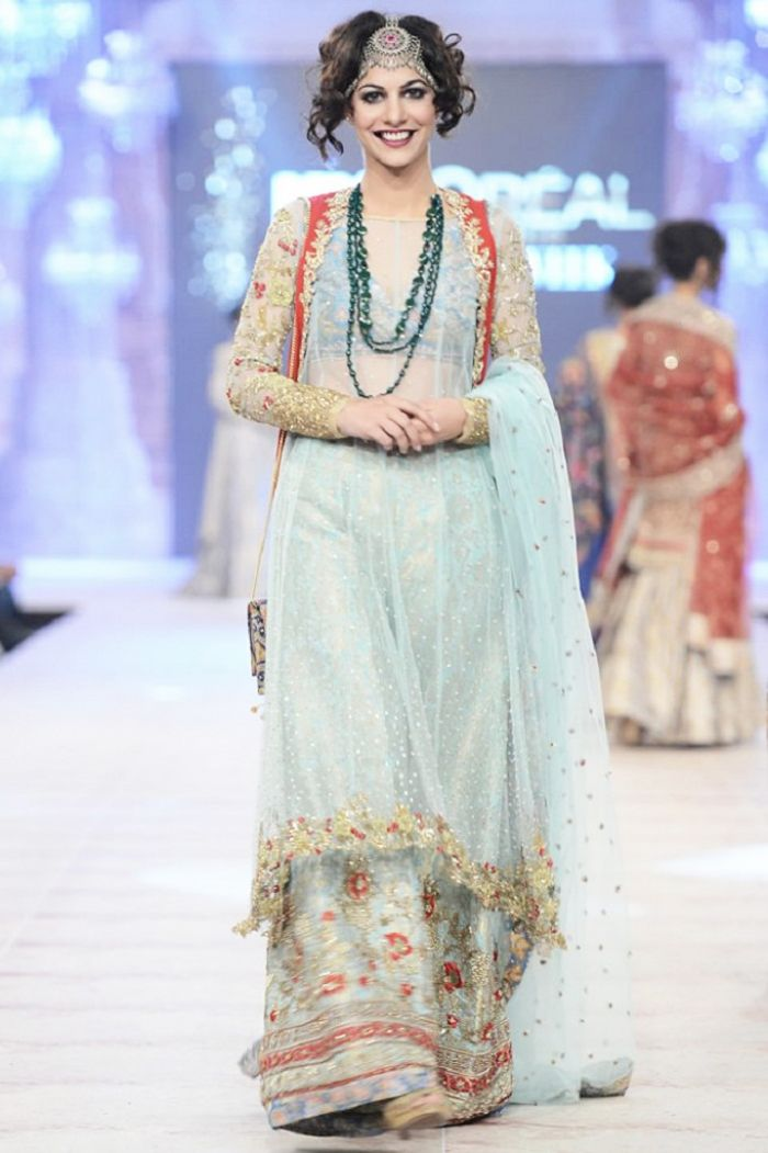 Zara Shahjahan Latest Bridal Collection 2016-2017 | BestStylo.com ...