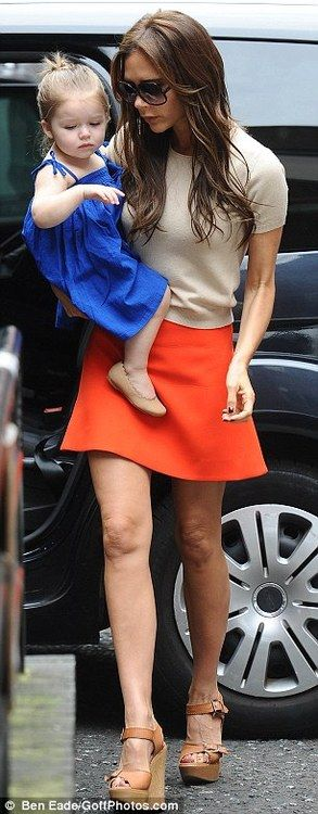 Victoria Beckham in Victoria Beckham. Literally obsessed with her!