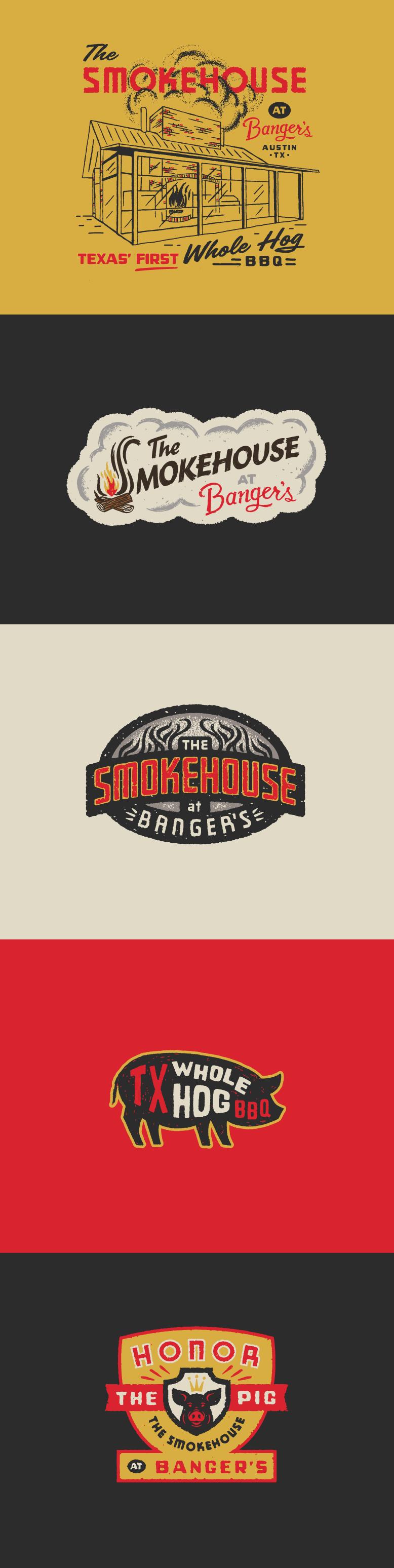 Smokehouse Large