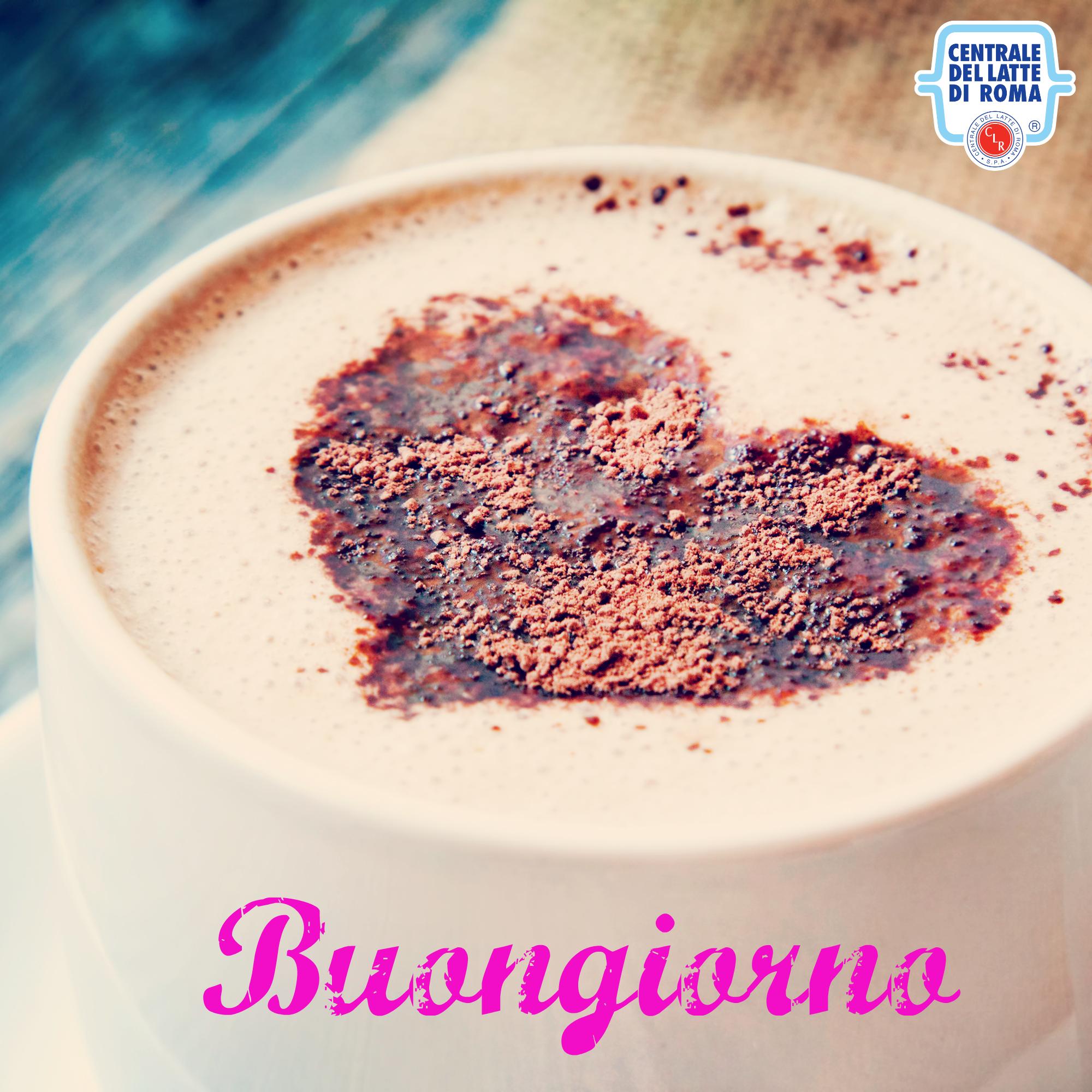 Un buongiorno dolcissimo con questo #cappuccino! #LatteArt