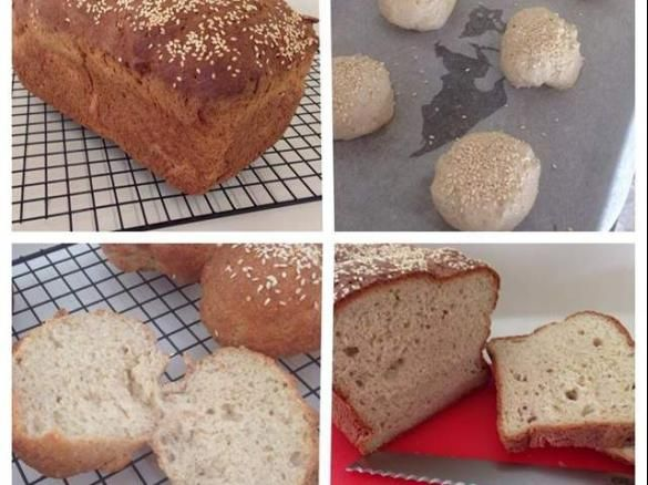 thumbnail image 1 | Easy bread, Dairy free cooking, Bread ...