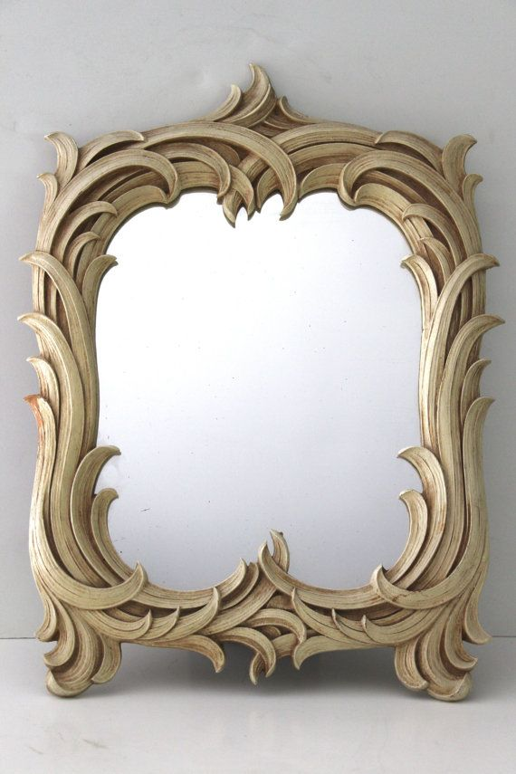 рамки для зеркала из дерева фото теперь