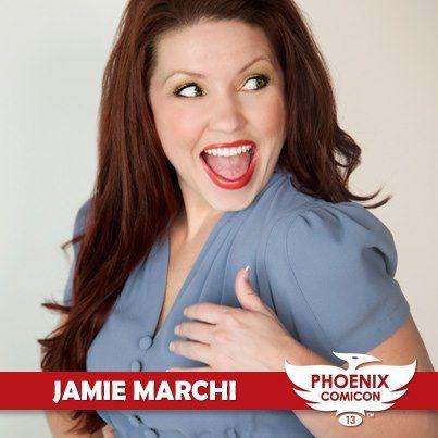 Jamie Marchi