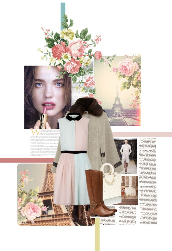 """""""Capes in Paris"""" by tank1993 ❤ liked on Polyvore"""