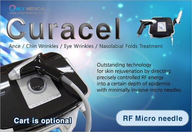 Only Medical 온리메디칼: RF Micro needle - Curacel (Plasticsurgery &Dermato...