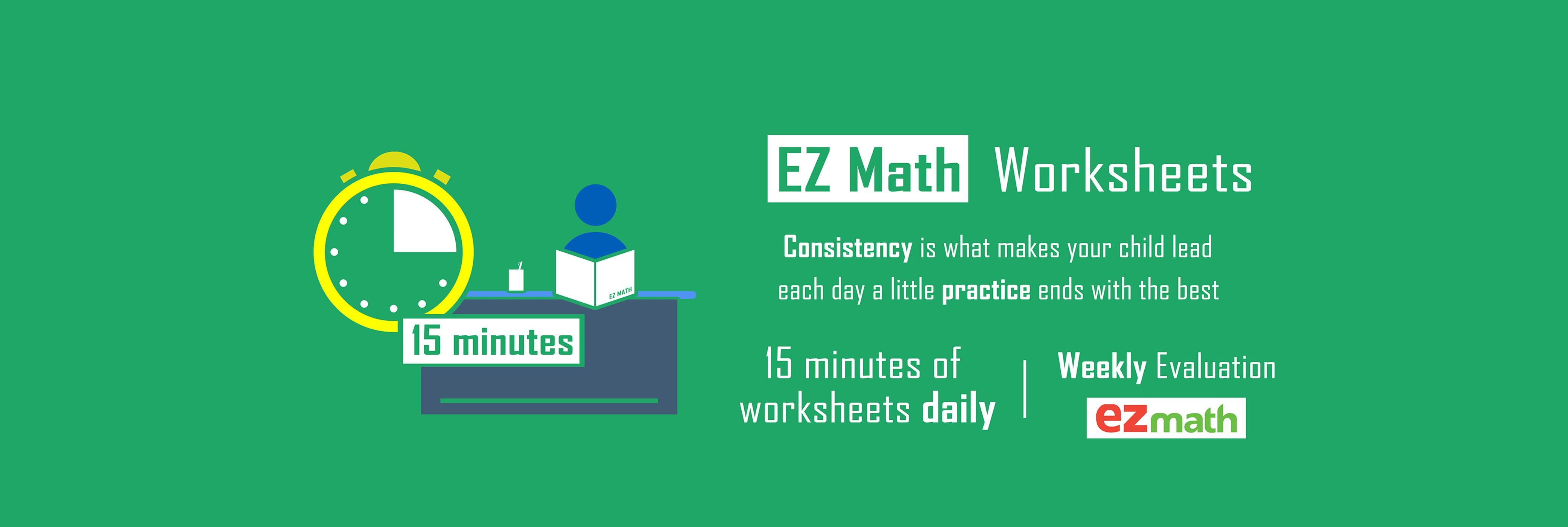 With the optimized learning techniques in EZ Math, the mathematical ...