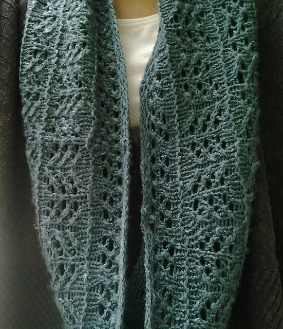 Free Pattern: A Primer in Lace by Christy Becker