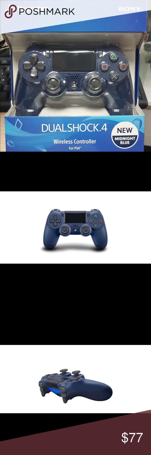 Sony Playstation 4 Dualshock Controller Dualshock Sony Playstation 4