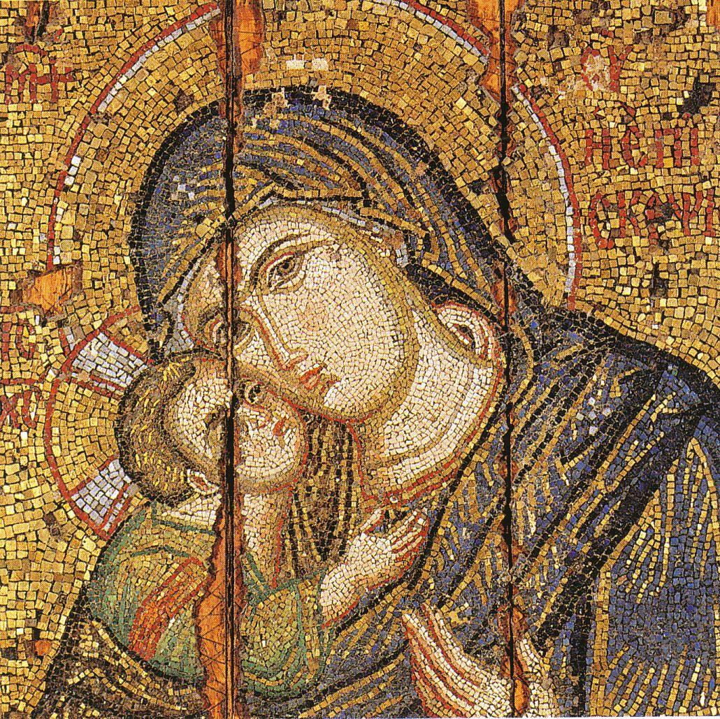 17 en bizancio desde la creaci n de imperio romano de for Mosaico romano