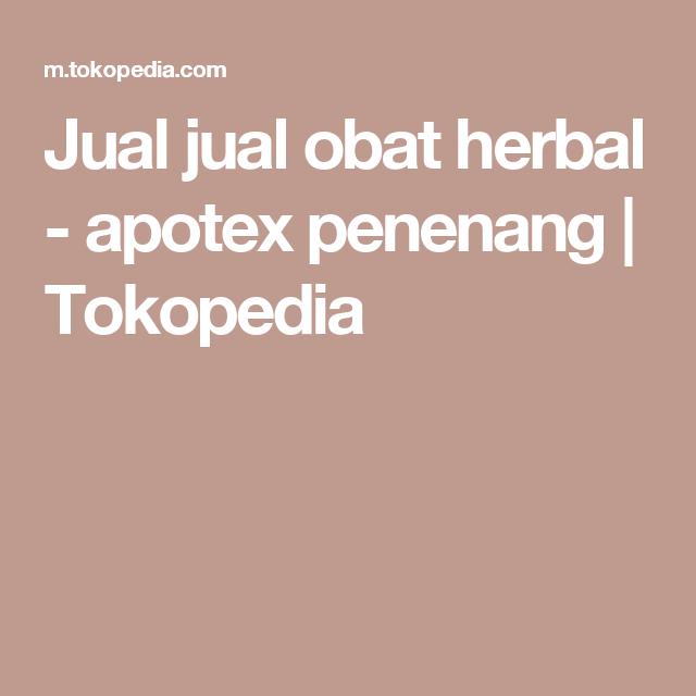 jual obat herbal apotex penenang cirebon