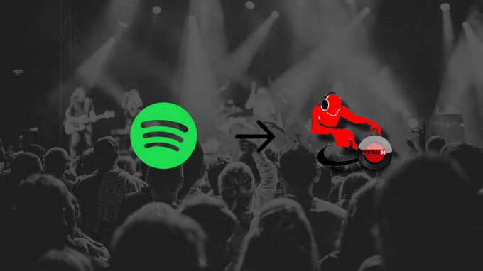 How to Add Spotify Music to Virtual DJ for Audio / Video Mix