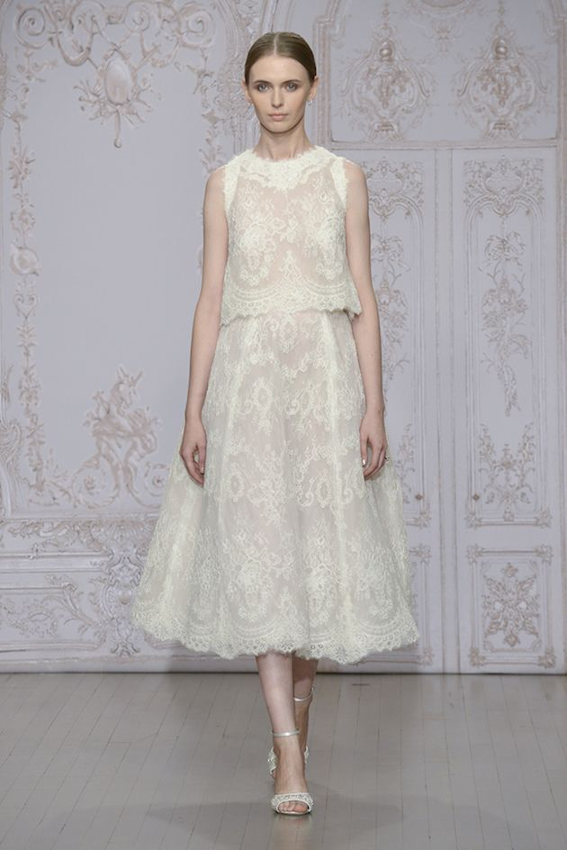 Monique Lhullier Fall 2015 Collection | Bridal Musings Wedding Blog 3