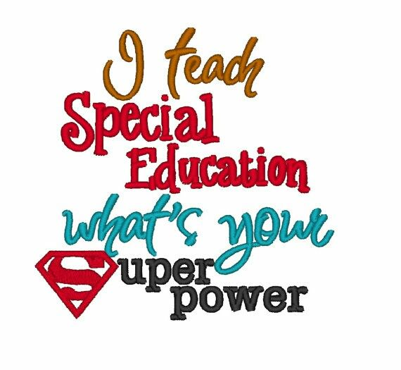 super teachers teaching special education special education