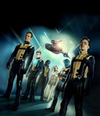 X Men First Class Poster X Men Matthew Vaughn Action Movie Poster
