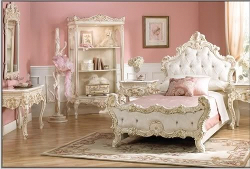 Pretty Victorian Style Pink Bedroom Im In Love With Victorian And Antique Styled Rooms Right Now Shabbychi Fancy Bedroom Shabby Chic Bedrooms Chic Bedroom