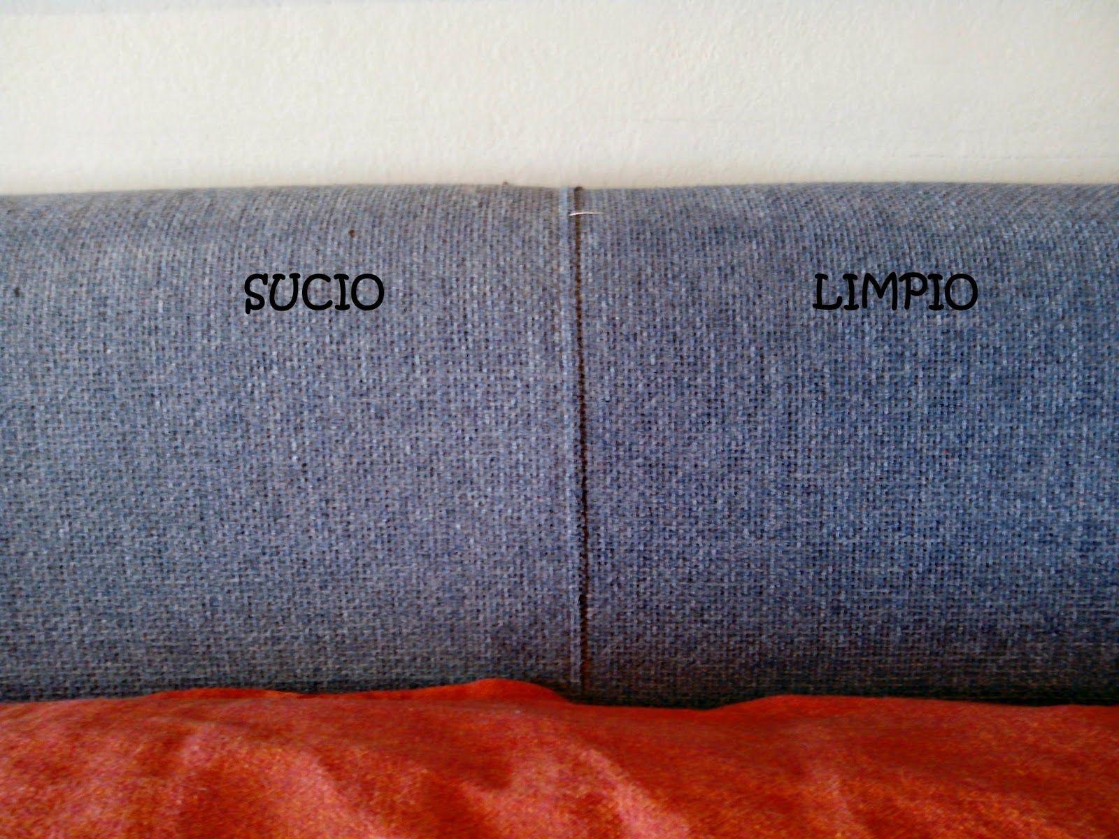 Compartendos limpiar tapicer a sof de tela con alcohol - Tapiceria para sofas ...