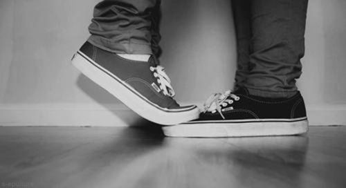 7ef92927a4e Vans shoes on I have to do this with Reese and our nike 💗