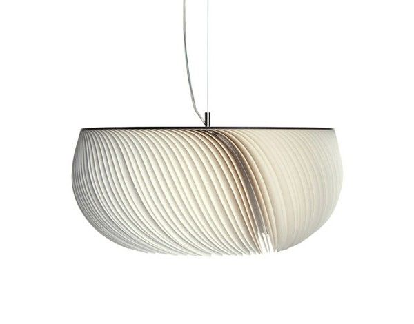 Wonderful Paper Moonjelly Lamps By Limpalux Images