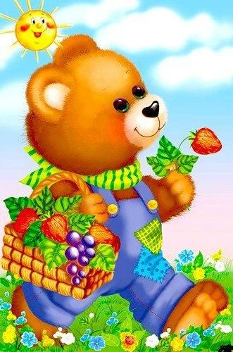 Al Aire Libre Cute Art Cartoon Clip Art Teddy Bear Cartoon
