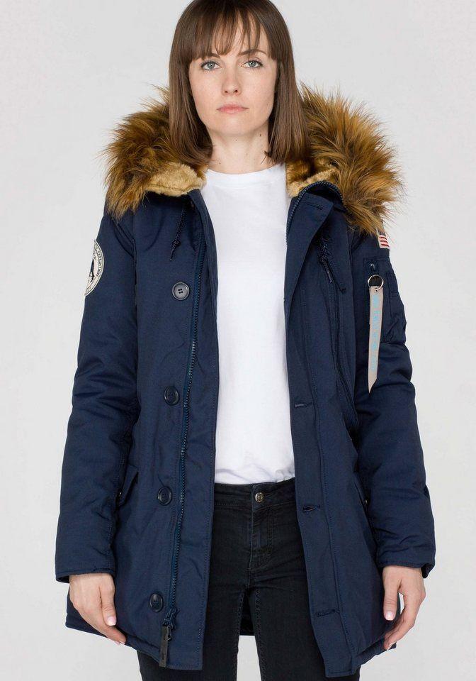 Alpha Industries Parka »Polar Jacket Wmn« für 229,90€. Damen