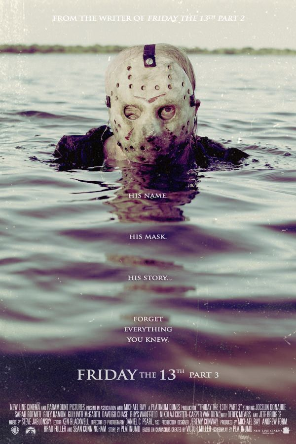 Friday the 13th Part 3 in 3D.......................