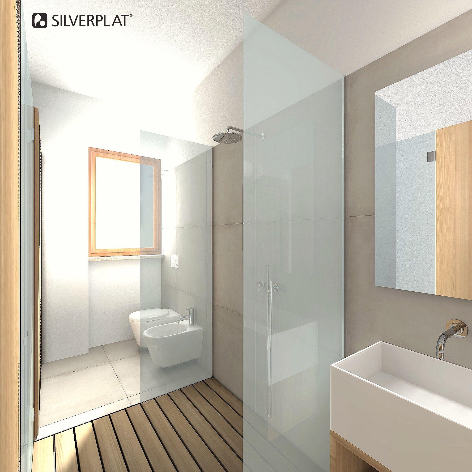 Doccia passante #SILVERPLAT: si definisce doccia passante la doccia ...