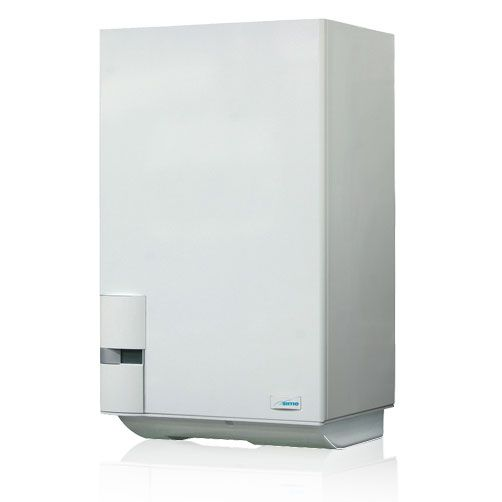 The Sime Murelle Ev He 35 Condensing Combi Gas Boiler Has A Highly Efficient Combustion System Ensuring The Highest Efficienc Gas Boiler Locker Storage Storage