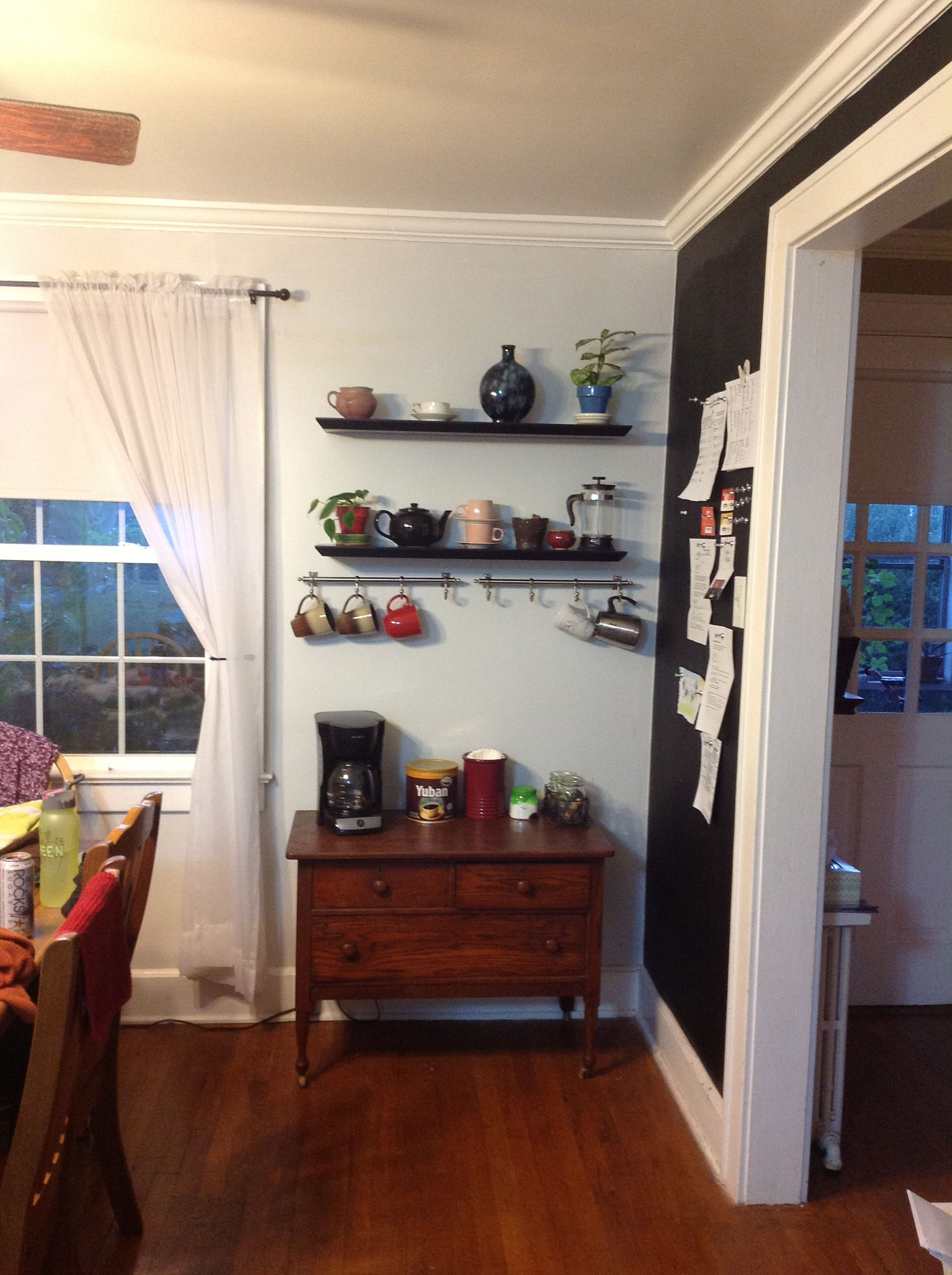 My new coffee nook!