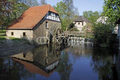 Ölmühle in Lemgo-Brake