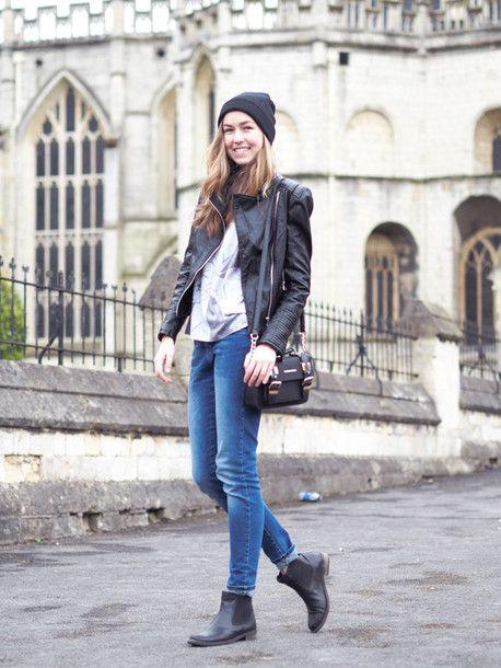 Image Result For How To Style Chelsea Boots Jeans Yo