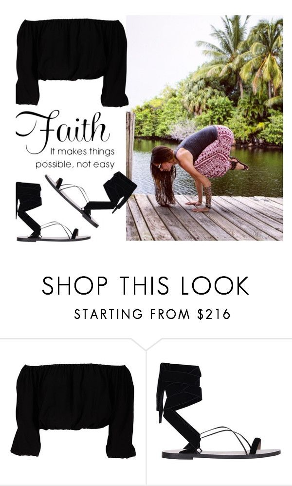 """""""Triangle tribal harem pants"""" by merima-kopic ❤ liked on Polyvore featuring Theory and Valentino"""