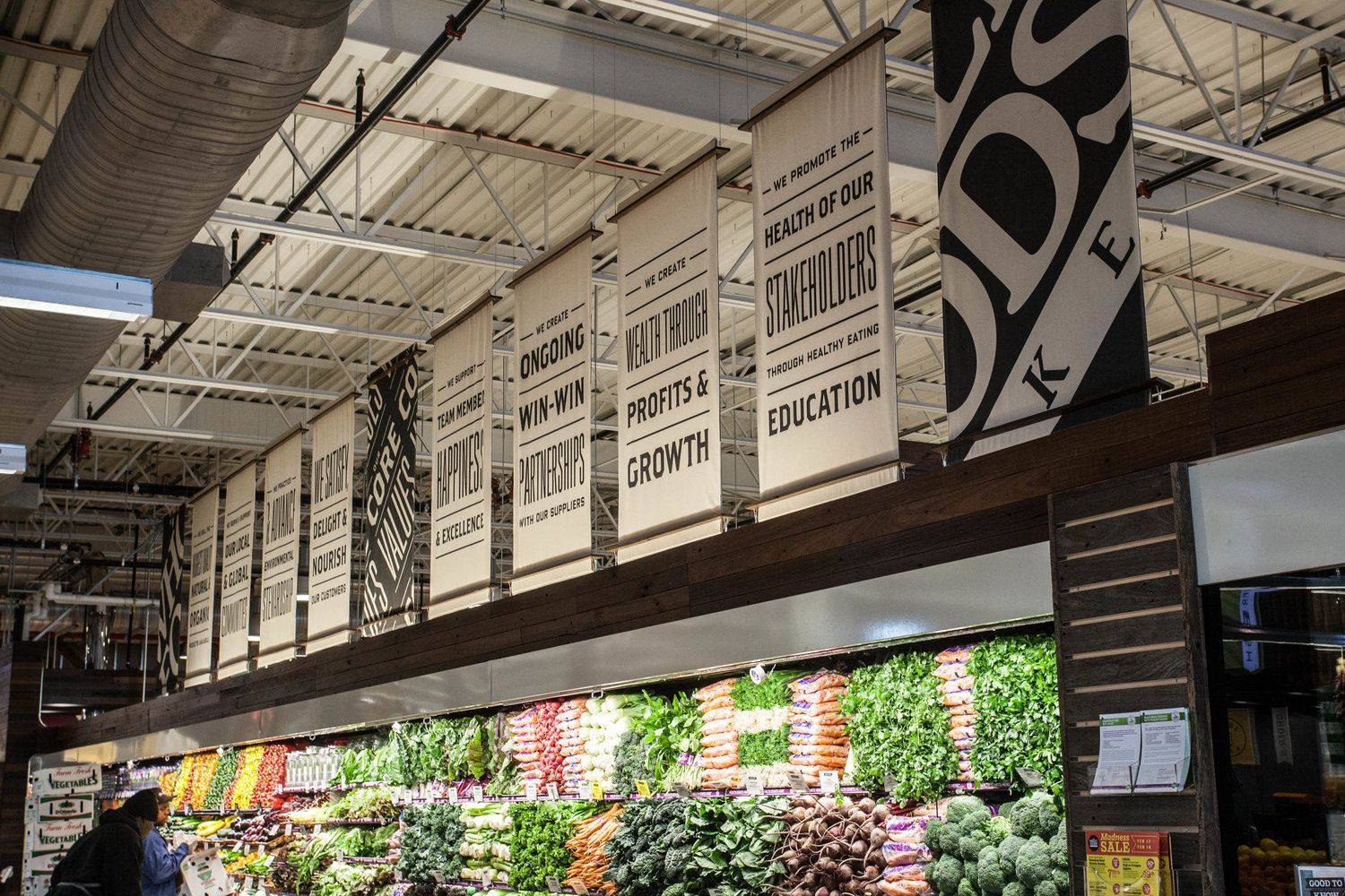 Whole Foods Market Brooklyn Thread Collaborative Whole Foods