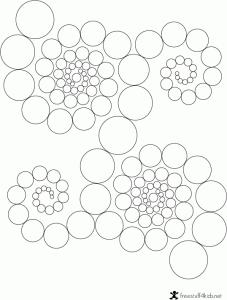 Free Printable Coloring Patterns Freestuff4kids Printable Circles Free Printable Coloring Printable Coloring