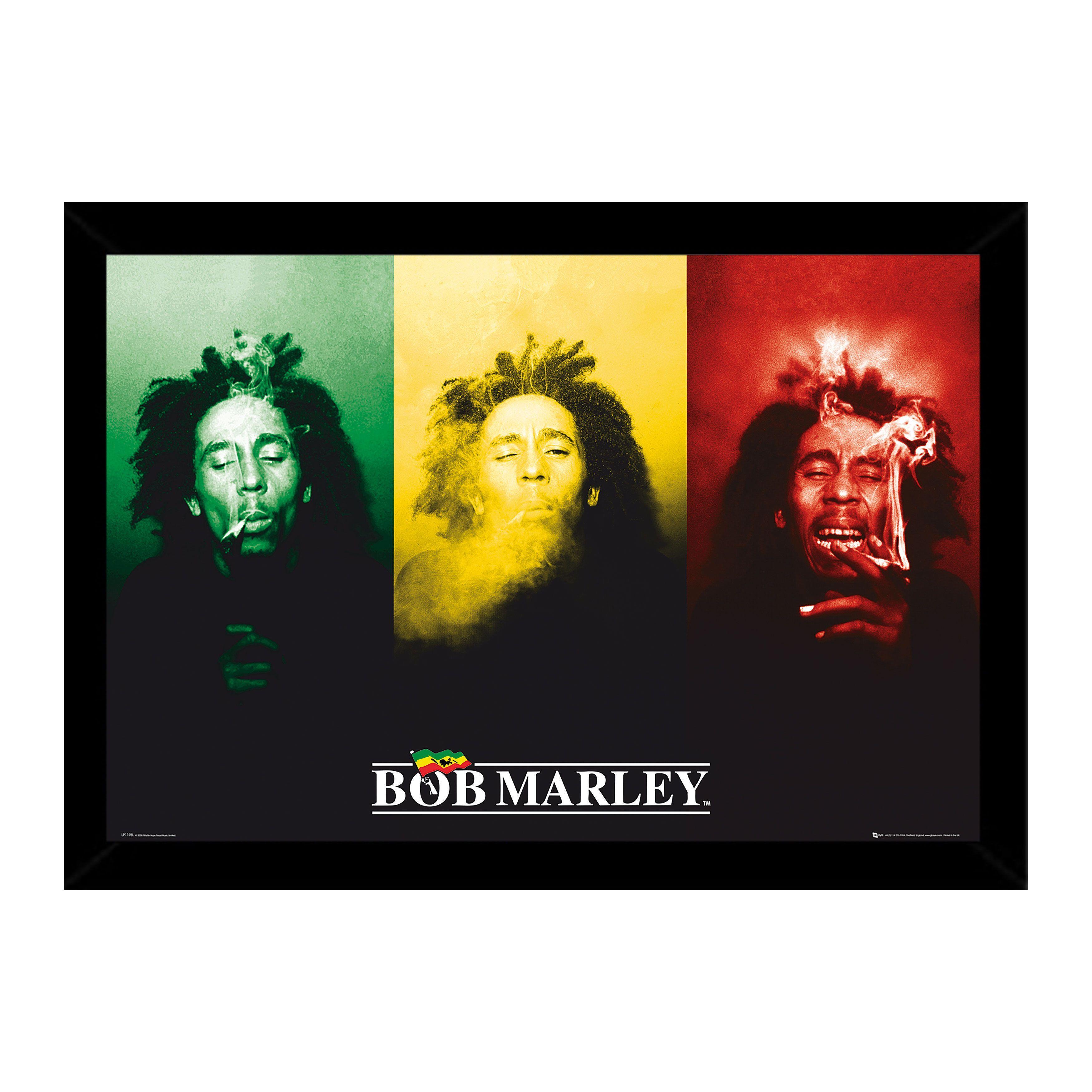 USA Bob Marley Smoke Print   Rastafarian   Pinterest