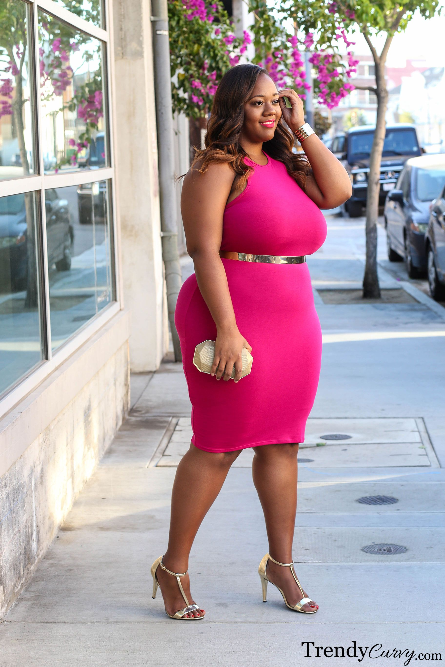 Pink Body 1824 2736 Curvy Pinterest Curvy And Fashion