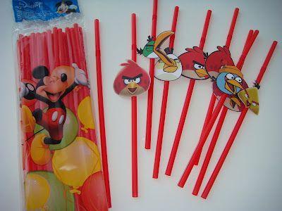 Lilla company - Elämyksiä ihanien lastenvaatteiden maailmassa!: Angry Birds Birthday Party Planning, Part 2